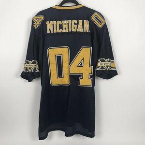 Colosseum Athletics Michigan Wolverines Jersey